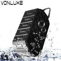 Portable Bluetooth IPX6 Waterproof Outdoor Speaker 1000mAh 6W Altavoz Bluetooth Music Center Support TF SD Card
