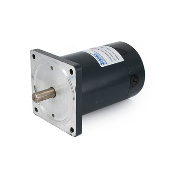 Miniature DC Motors, All Aluminum Motors, Gearbox Motors, Pure Copper Wire Motors, 80SRZ-8F2 12V24V 80mm фото