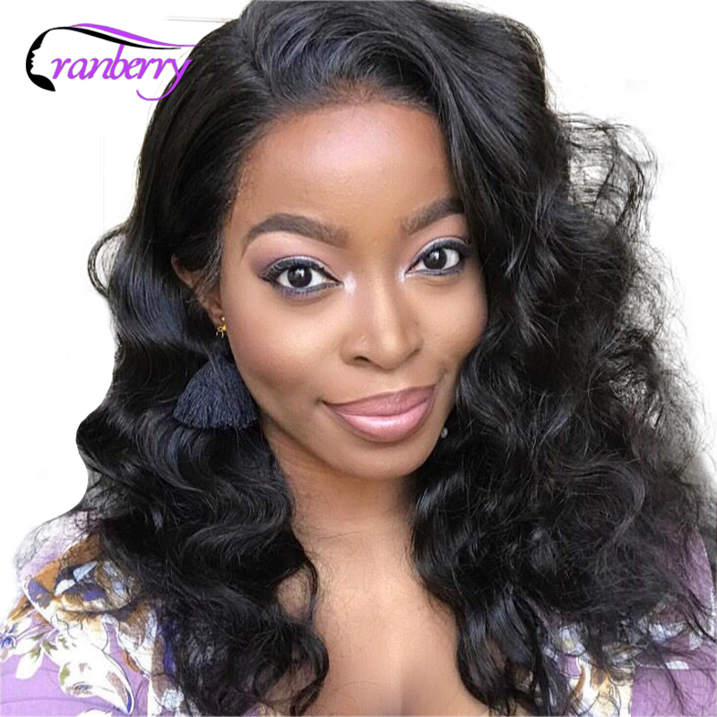 Cranberry Hair Body Wave 13x4 Lace Front Wig Short Bob Wig Lace Front Human Hair Wigs