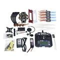 F02192-X Marco Conjunto Completo Kit F450-V2 Aviones RC Drone Quadrocopter GPS APM2.8 Cámara Gimbal PTZ de Control de Vuelo