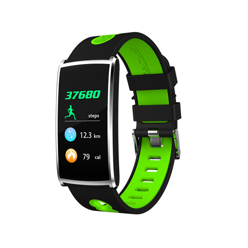 b2aff9ac4c66 € 31.69 |Moda N68 colorido pulsera inteligente Presión arterial/oxígeno  monitoreo del sueño Control remoto Cámara exceder reloj inteligente en ...