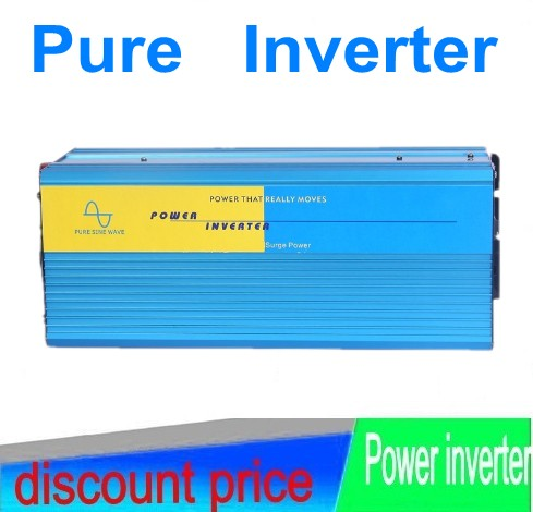 цена на DC AC inverter 5000W pure sine wave inverter peak power 10000W 12V 220V or 12V 230V 10000W inverter a onda sinusoidale