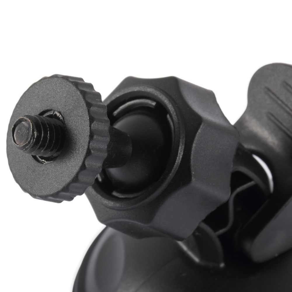 سيارة شفط كأس جبل الحامل ثلاثي الأرجل ل Gopro بطل 5 4 3 2 Sjcam Sj4000 شاومي يي العالمي الرياضة عمل كاميرا اكسسوارات