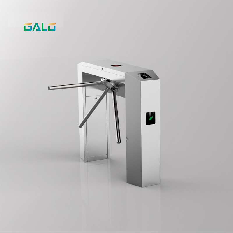 Low Price Fully Automatic  Stainless Steel Tripod Turnstile