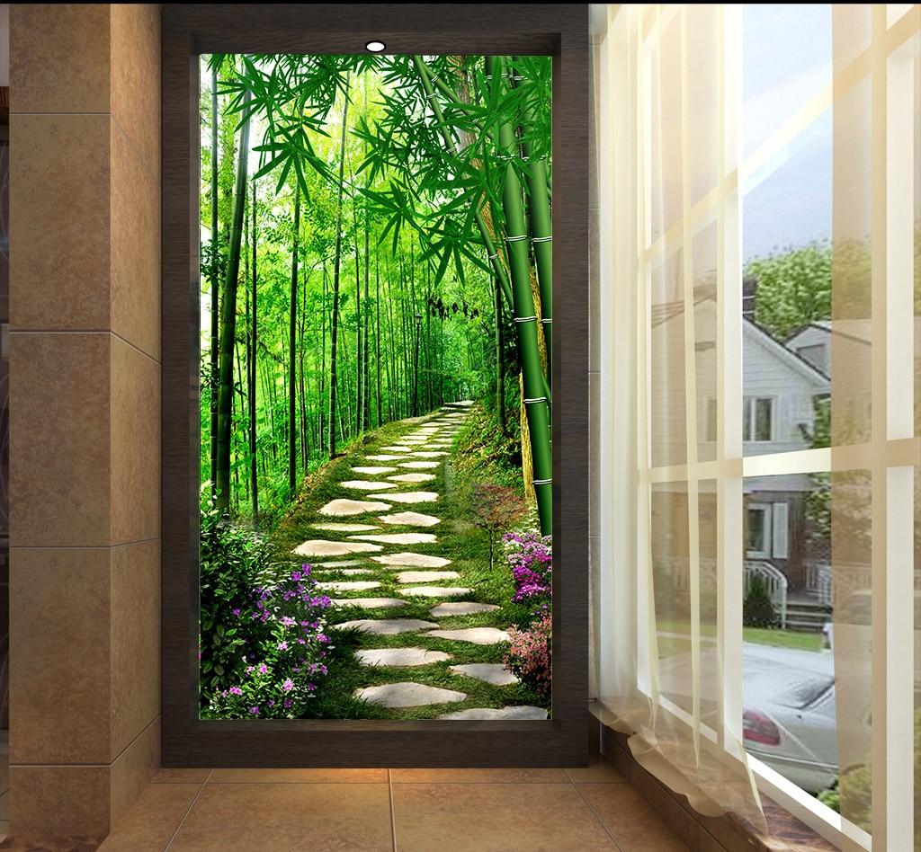 Compra 3d suelo online al por mayor de china mayoristas - Murales de pared 3d ...