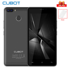 "CUBOT H3 Android 7.0 6000mAh Mobile Phone 4G 5.0"" HD MTK6737 Quad Core 3GB RAM 32GB ROM 13.0MP+0.3MP Dual Rear Cams Smartphone"