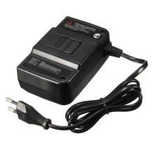UE/US Plug AC100-245V DC Alimentation Adaptateur Chargeur Mur Chargeur Pour Nintendo 64 Pour N64 Console Noir