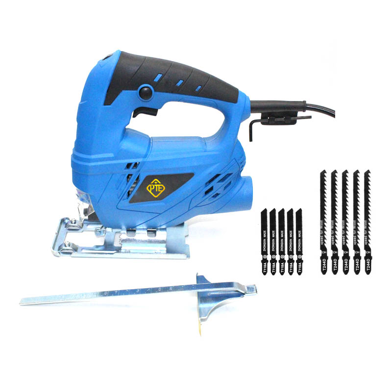 Multfunction Mini Jig Saw Electric Saw Woodworking Power Tools Chainsaw Hand Saws Cutting Machine Wood Saw With 10PCS Saw Blade 10 254mm diameter 80 teeth tools for woodworking cutting circular saw blade cutting wood solid bar rod free shipping
