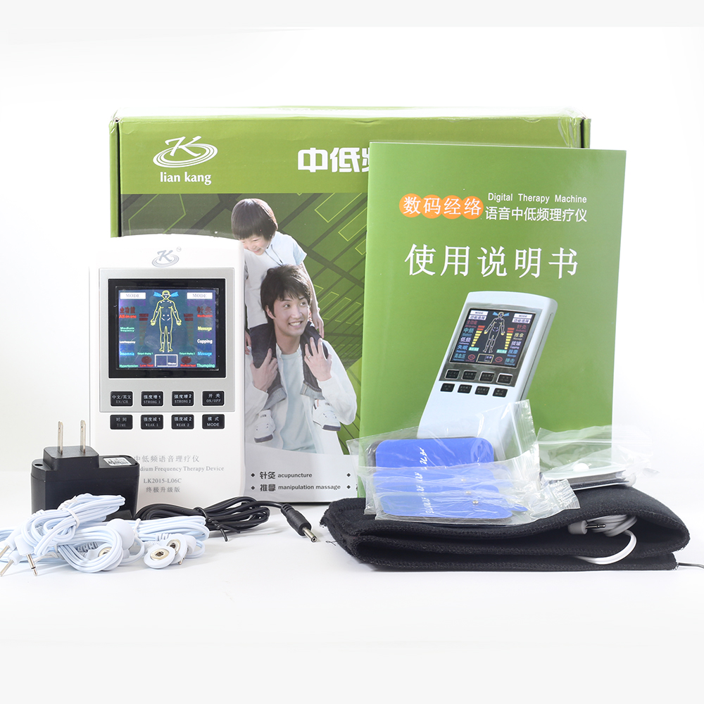 ФОТО EMS English Voice Rechargeable Electronic Muscle Stimulation Trainer Sculpting Electrotherapy Body Massager TENS Physiotherapy