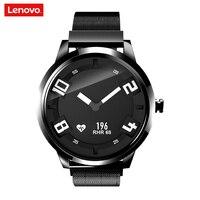 Lenovo Watch X Smartwatch Milanese Strap 45 Days Standby Time IP68 Waterproof Heart Rate Sleep Monitor Smart Watch PK Watch 9