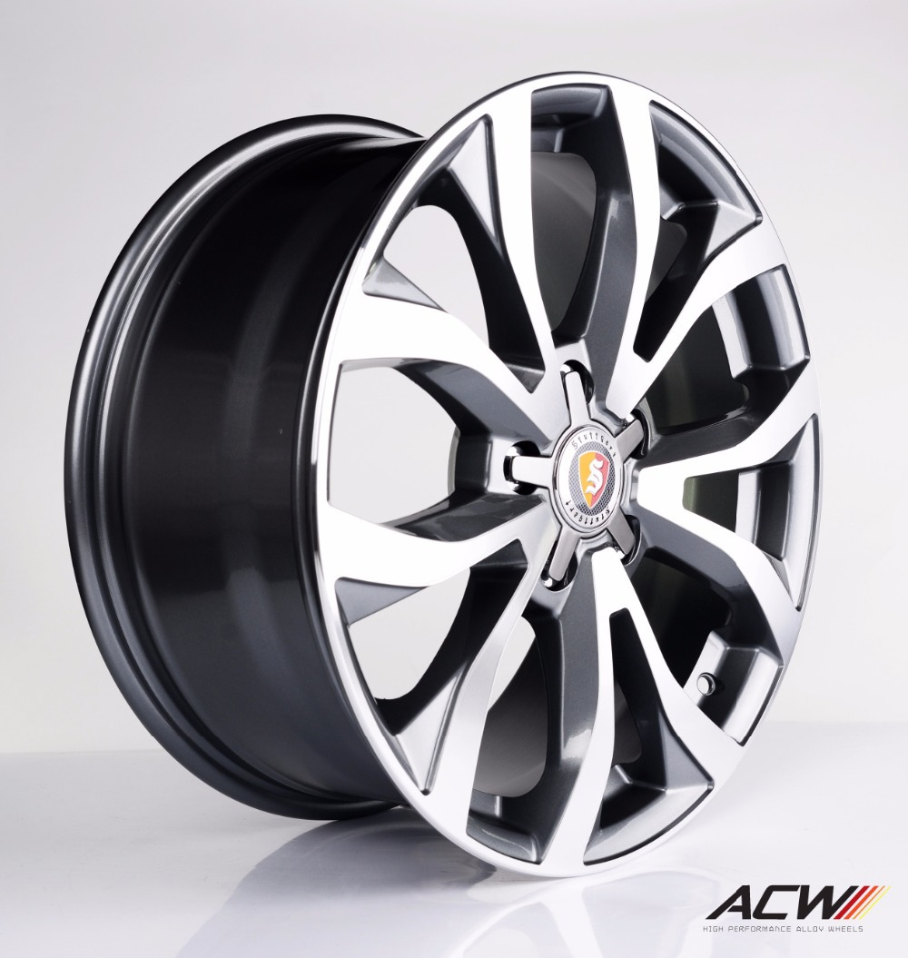 Alloy Wheels Rims 17 Inch Pcd 5x112 For Volkswagen Passat