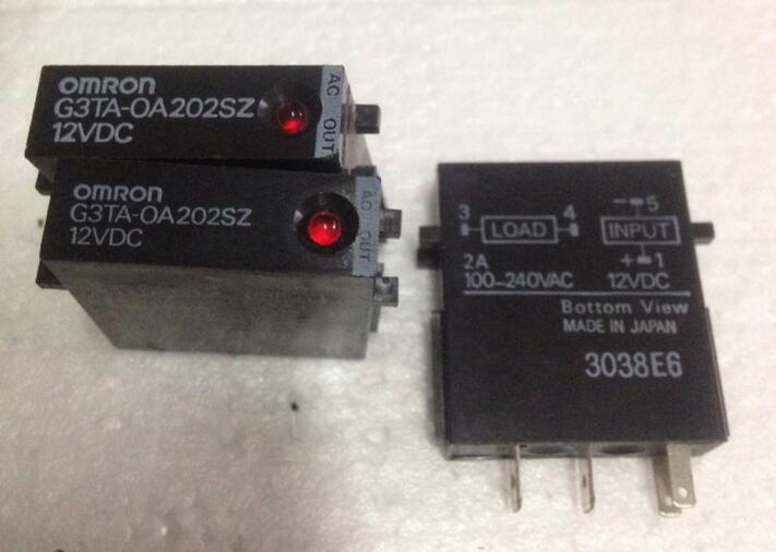 NEW relay G3TA-OA202SZ 12VDCG3TA-OA202SZ-12VDC G3TAOA202SZ 12VDC DC12V DIP4 5PCS/LOTNEW relay G3TA-OA202SZ 12VDCG3TA-OA202SZ-12VDC G3TAOA202SZ 12VDC DC12V DIP4 5PCS/LOT