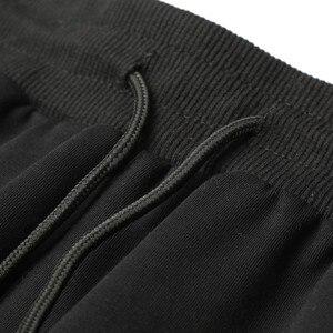 Image 5 - גברים של אימונית אביב סתיו כותנה ספורט חליפות זכר מקרית סטי סווטשירט + מכנסיים בגדים באיכות אסיה גודל L 6XL