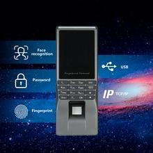 Attendance-Machine Checking-In-Recorder Employee Fingerprint Face Biometric Password-Lock