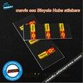 Наклейки для внедорожника mavic ccu  наклейки на колеса  ступицы  неотражающие глянцевые декоративные наклейки на передние и задние ступицы