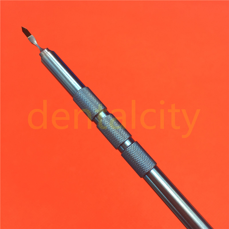 NEW Black Diamond Keratome 2.20mm ophthalmic eye surgical instrument Microsurgical instrument ophthalmic