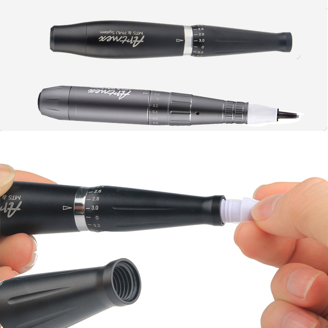 Microblading 25pcs Tattoo Needle Cartridge M1 L1 R3 R5 F5 F7 Needles Used for Artmex V8 V6 V3 PMU Semi Permanent Makeup Machine 3