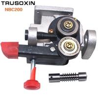 0 6 1 2mm MIG MAG Welding Torch Spool Gun Push Pull Feeder Aluminum Copper Or
