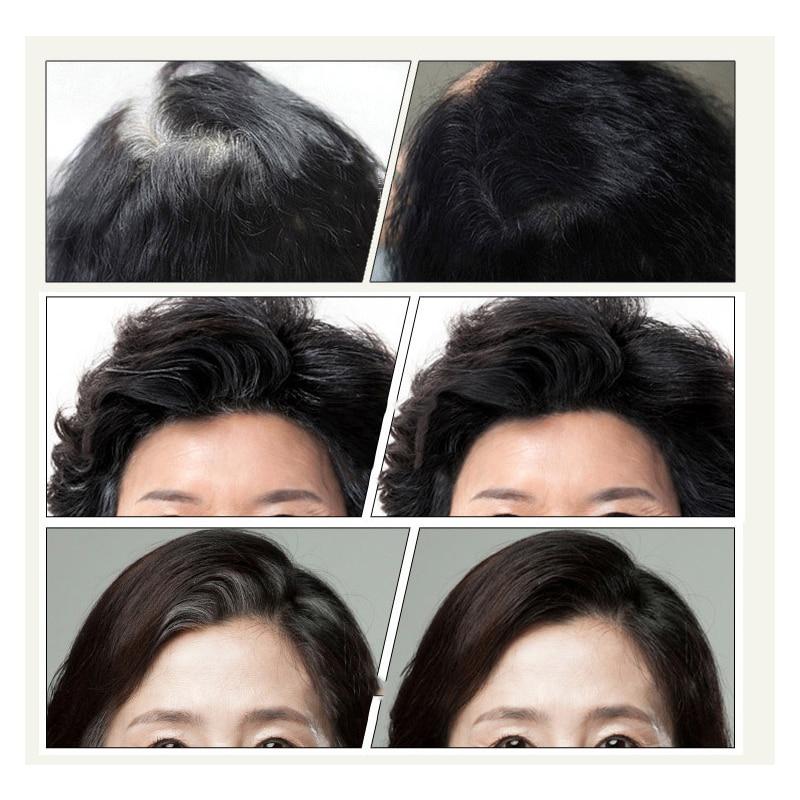 Bioaqua Brand Temporary Hair Dye Cream Black Brown Mild Fast One Off