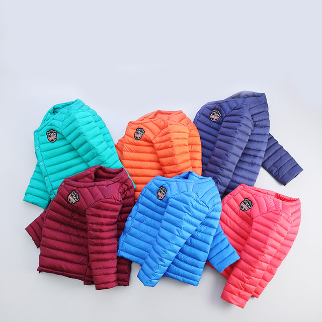 2016 High Quality Baby Boys Winter Jacket Coat Outerwear Casual Boy Down Children's Clothes  Down Parka Children's Clothes