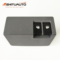AshituAuto High quality Window Lifter Control Switch for Chevrolet Sail 2010 2014 2Buttons and 11PINS OEM#9005042