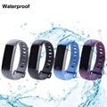 M2 Banda Inteligente Pulseira IP67 À Prova D' Água Esporte Relógio da Frequência Cardíaca Do Bluetooth Rastreador De Fitness Pedômetro Para iOS Android