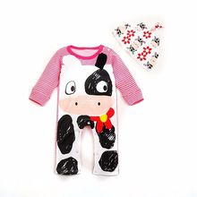 Baby Clothing New Baby boy Girl Newborn Clothes Romper Long Sleeve Jumpsuits Infant Product,Baby Rompers Summer 19