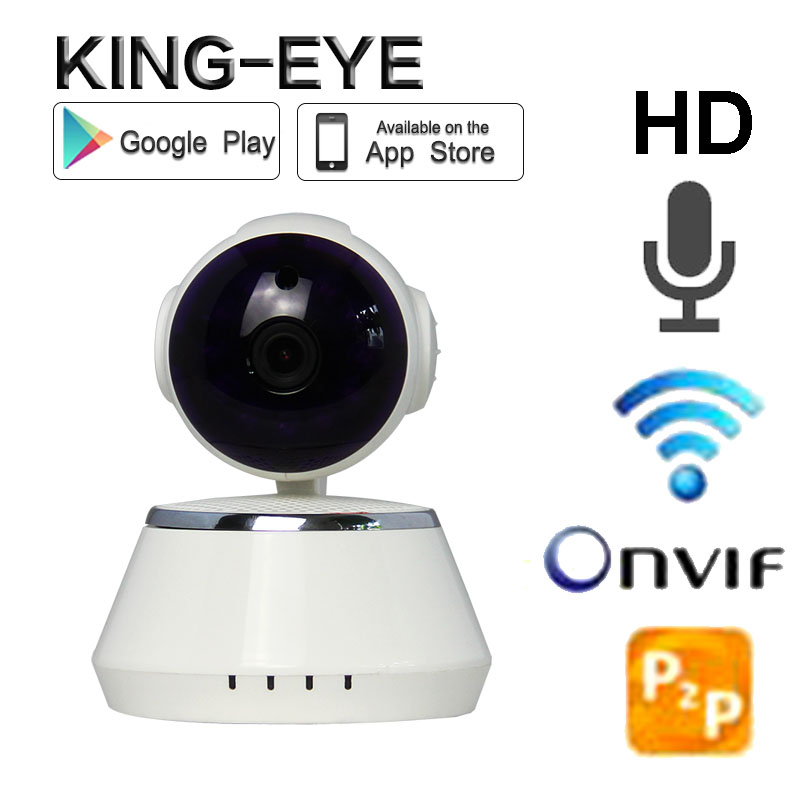 ФОТО 720P 1.0 Megapixel HD Network Pan/tilt mini wi-fi IP Camera home security ONVIF p2p cctv cam with IR-cut