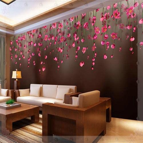 3d murales de pared pared de papel mural del papel pintado de lujo dormitorio para paredes - Papel Para La Pared