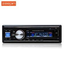 1 din 1068 автомобильный Радио стерео-плеер Bluetooth AUX-в MP3/FM/USB/hands-free С Дистанционное управление 12 В Аудиомагнитолы автомобильные Электроника для автомобиля
