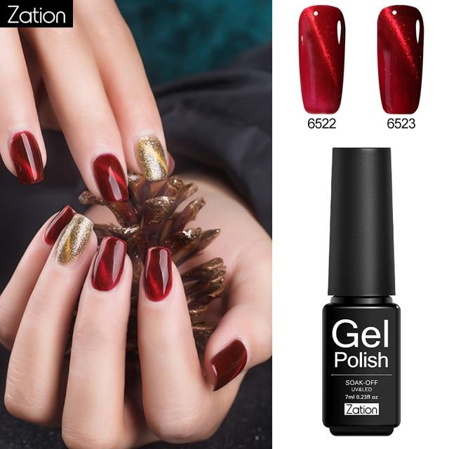Red Gel Nail Polish Designs – Papillon Day Spa