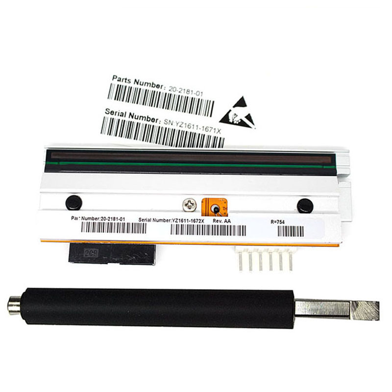 SEEBZ 20-2181-01 Barcode Printer New Roller Print head For Datamax I-4208 I-4212 I-4206 i4208 I4212 I4206 203dpi Printer