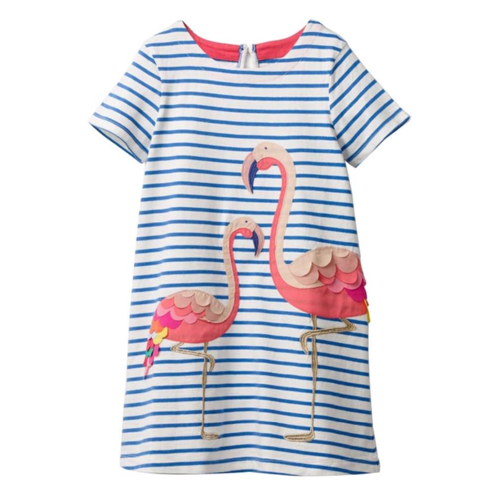 Dziewczynki Letnia sukienka Enfant Princess Dress Kostiumy dla dzieci - Ubrania dziecięce - Zdjęcie 5
