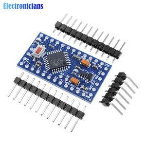 10 шт. Pro Mini 328 atmega328, Модуль Mini ATMEGA328 3,3 В, 8 МГц, замена ATMEGA128 для Arduino, совместимый Nano