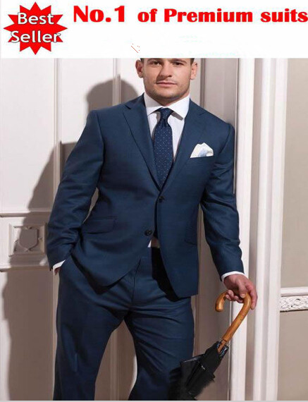 Compare Prices on Classic Blue Suit- Online Shopping/Buy Low Price