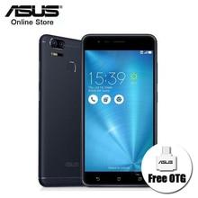 Asus zenfone 3 зум ze553kl телефон lte 4 ГБ ram 128 ГБ rom 5.5 «Отпечатков Пальцев ID 5000 мАч FHD Android 6.0 Двойной 12 МП Мобильного телефона