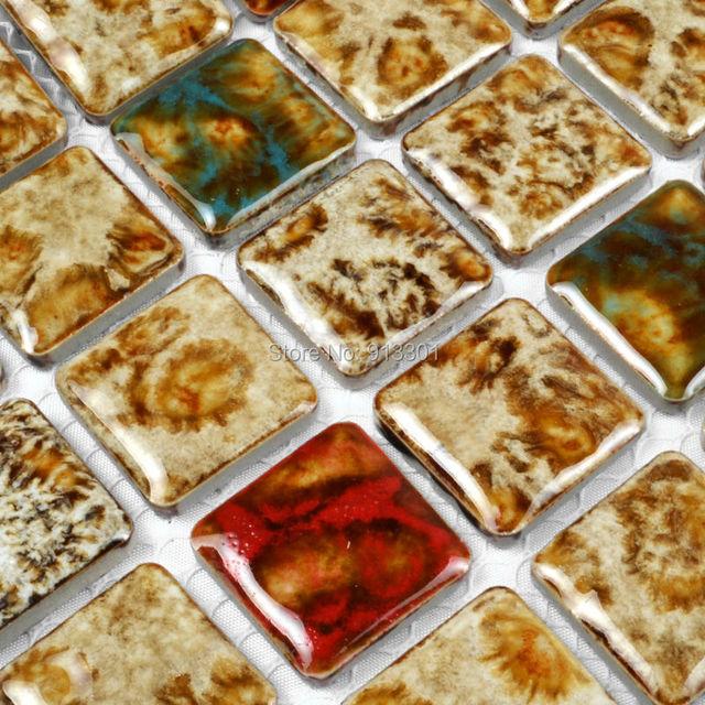Azulejos de mosaico de cerámica porcelanato italiano cocina ...