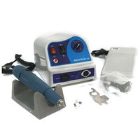 New Marathon N8 Micromotor With M45 Handpiece 45000RPM For Dental Lab Jewelry Stone Ivory Engraving Polishing