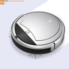 Оригинальный Xiaomi Viomi робот-пылесос домашний автоматический подметания пыли умный запланированный приложение пульт дистанционного управления и автоматическое зарядное устройство док-станция seting