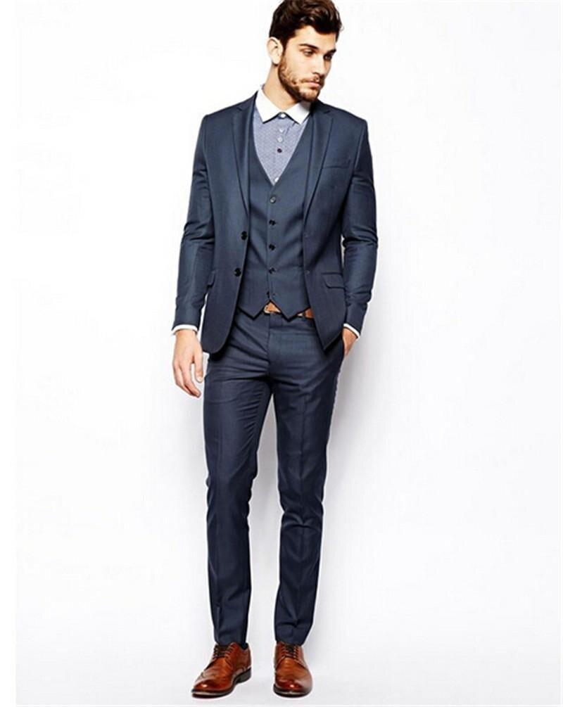 9328bbe4832f Pantalones chaqueta prom Del Botones Esmoquin Trajes Chaleco de ...