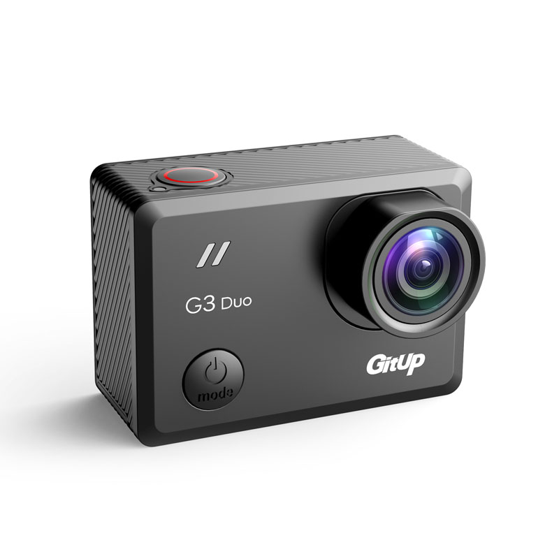Sport & Action-videokameras Vornehm Gitup G3 Duo Git3 Wifi 2 K 12mp 2160 P Sport Action Kamera 2 touch Screen Gyro 170 Grad Handgelenk Fernbedienung Gps Slave Kamera