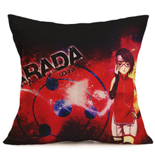 Amazing Naruto pillow covers (several designs)