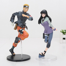 Naruto Character through the Ages figures