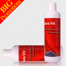 Kera Vit keratin treatment of the hair repair hair smooth treatment buy 2 pcs get two free  kera kit  Free Shipping