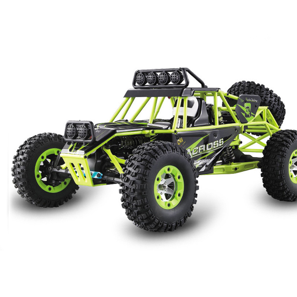 WLtoys 12428 RC Car 4WD 1:12 Racing Car Child Gift Toy Car Remote Control Climbing Truck
