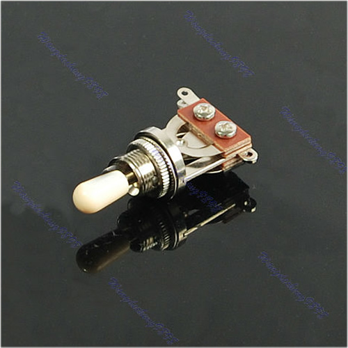 New Pickup Toggle Switch Guitar Parts Chrome 3 Way Guitar
