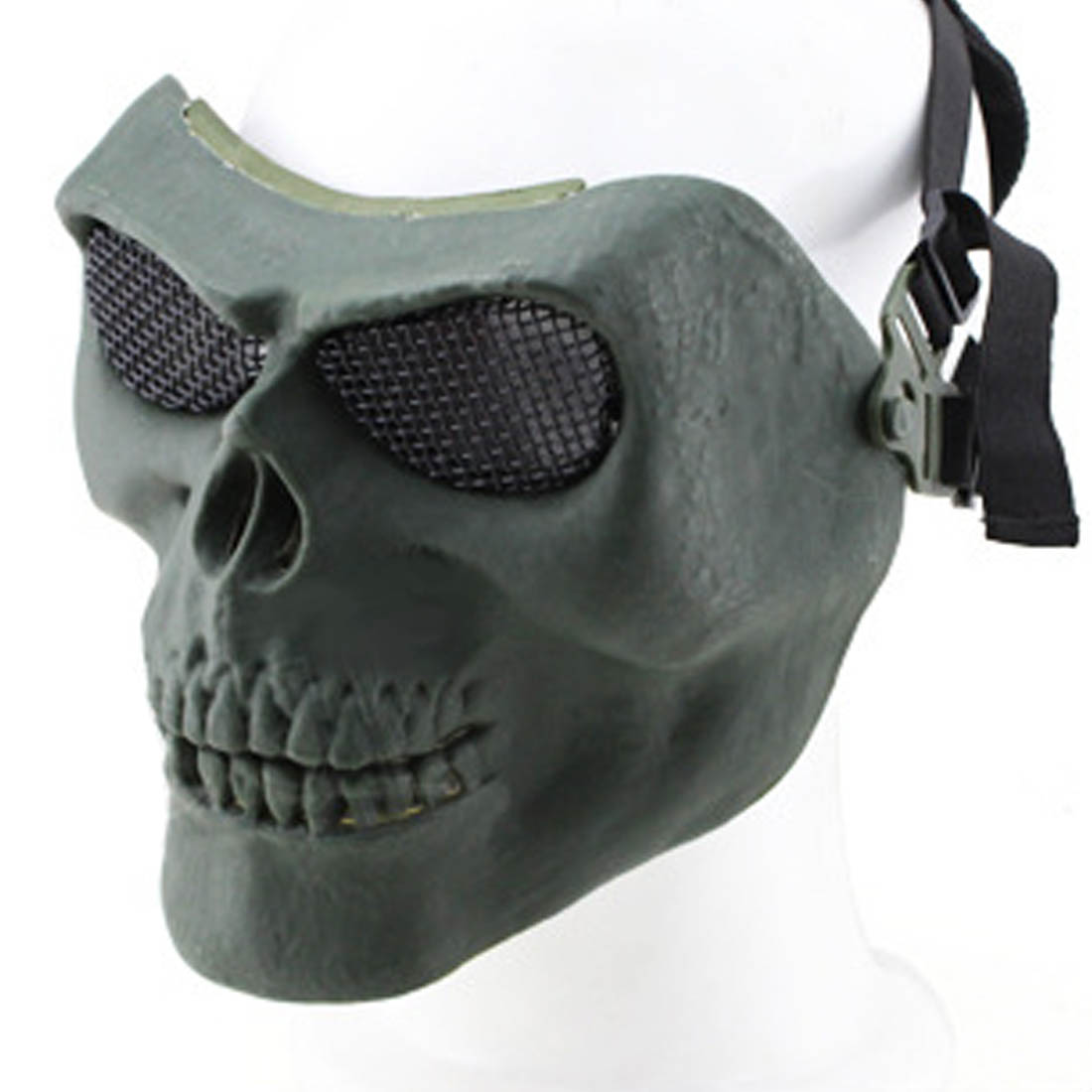 купить Surwish Skull Chieftain Mask for Nerf or for Airsoft Halloween Activities по цене 644.62 рублей