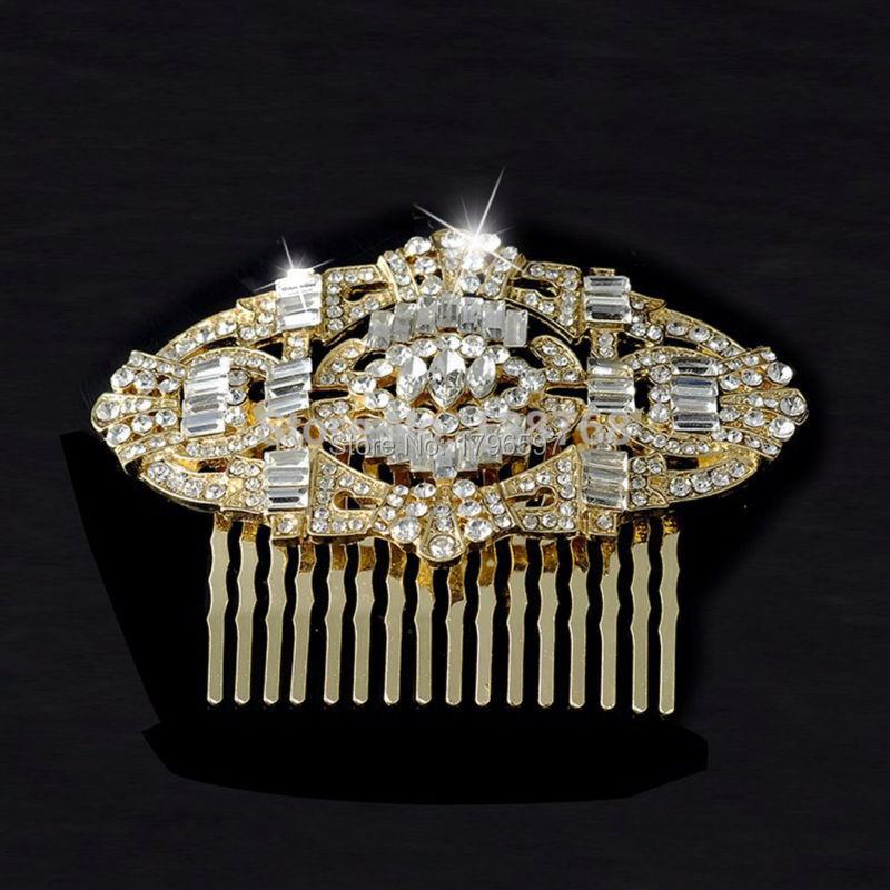 1 Unidades exquisitas se/ñoras de la Boda Diadema Nupcial Diadema Princesa Corona de Cristal Tiara joyer/ía Nupcial Suministros de Boda Azul iTemer