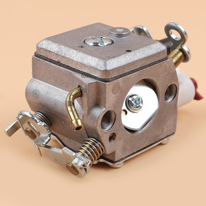 Image 4 - Carburetor Carb For HUSQVARNA 345 346XP 350 353 359 #503283208 Replace ZAMA C3 EL32 Chainsaw Spare Parts