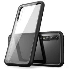 Voor Huawei P20 Pro Case Supcase Ub Stijl Serie Anti Klop Premium Hybrid Beschermende Tpu Bumper + Pc Clear back Cover